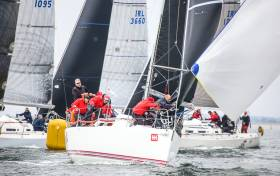 Howth Yacht Club's Wave Regatta held from June 1-3 has won an International Environmental award