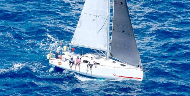 RORC has confirmed Conor Fogerty's BAM as the class three winner in the Caribbean 600