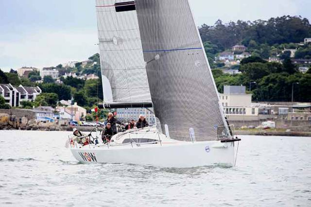 Farr 42 WOW is for sale priced at €169,950 through Farr Yacht Sales