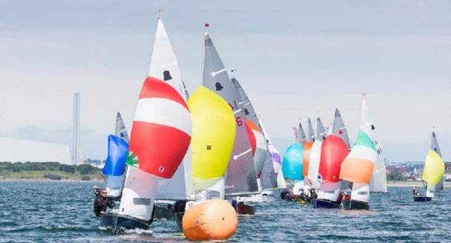 GP14 Dinghy Fleet to Contest Munster Title at New Cullaun Sailing Club