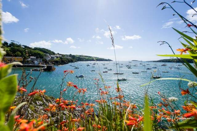 Glandore Harbour - the venue for next year's Classic Boat Regatta