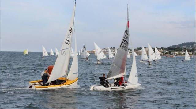 The Dublin Bay Dinghy Final Fling event takes place on Saturday, September 29th