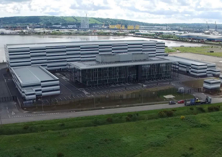 Belfast Harbour Submits Planning Application For Major Film Studios Expansion