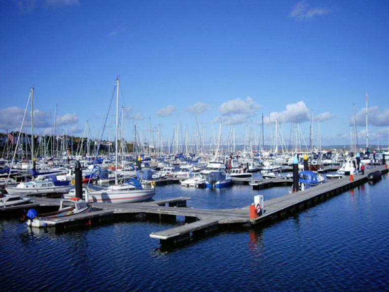 Bangor Marina Closes Under UK's Three-Week Covid-19 Lockdown