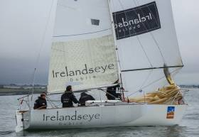 Howth Yacht Club's Team 'Ireland's Eye Kilcullen' Graduate from the K25 Squad in Style