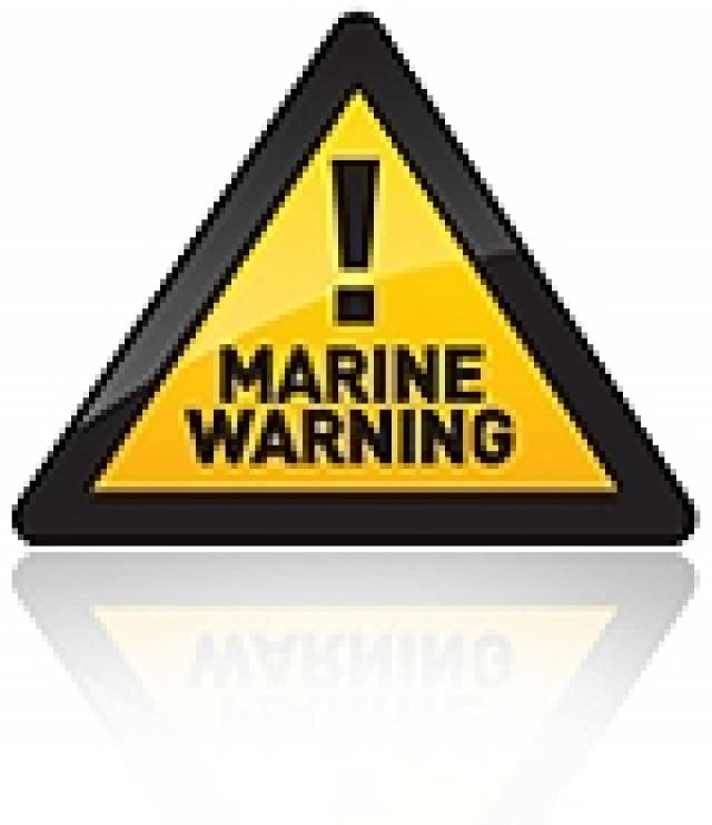 Marine Notice: Important Safety Notice for Mariners Using ECDIS