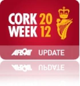 Cork Week 2012 Launches New Website