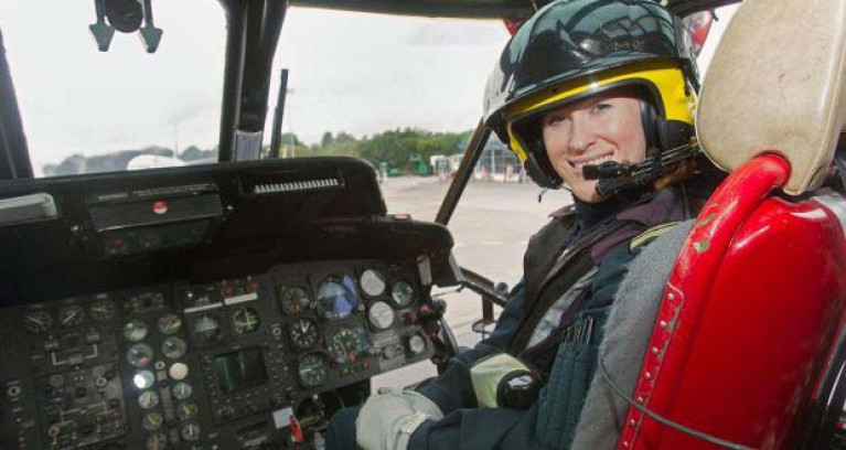 Capt Dara Fitzpatrick (pictured), Capt Mark Duffy and winch team Paul Ormsby and Ciarán Smith all died in the Rescue 116 helicopter crash