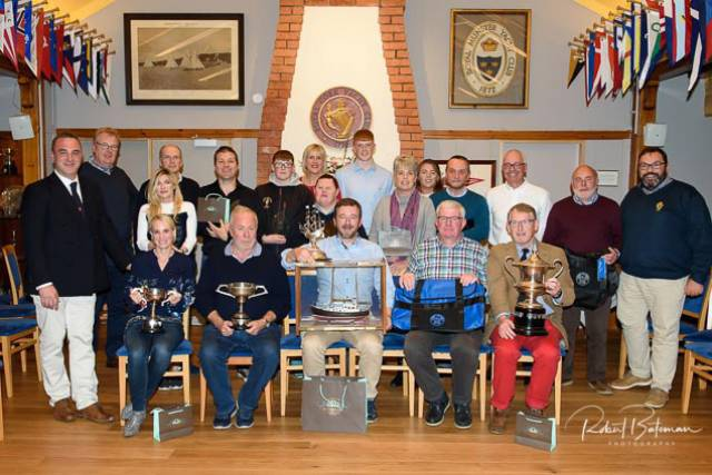 RCYC League winners gathered at the clubhouse with their prizes. Scroll down for photo gallery by Bob Bateman