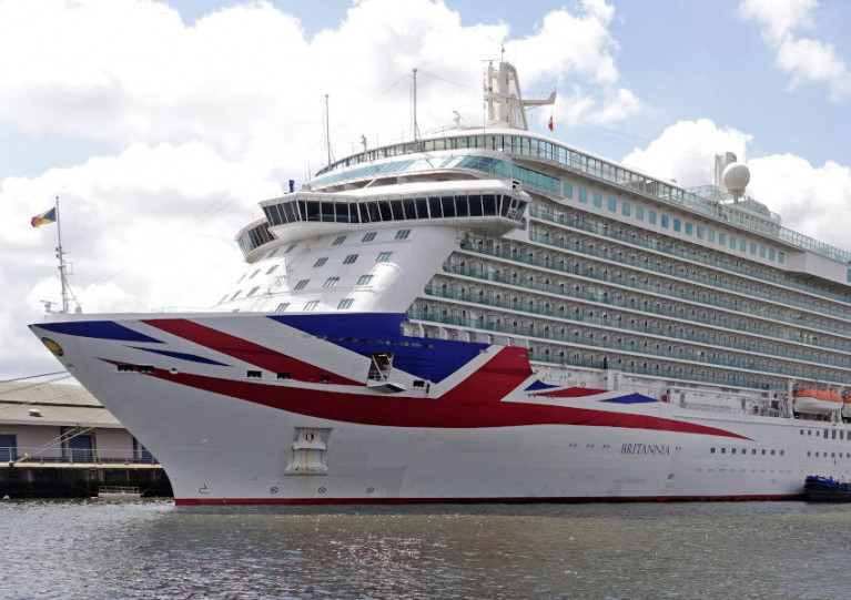 P&O Cruises' Britannia will run a series of short breaks from Southampton for vaccinated UK guests this summer