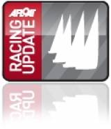 Five Wins for Ballyholme Multihull F18 Pair on Belfast Lough