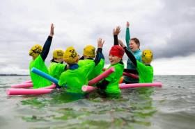 'Swim Safe' Sessions At Lough Erne's Share Centre This Month