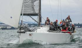 The Farr 42 WOW is for sale but will be raced as usual this season before her crew move to a new 40–footer