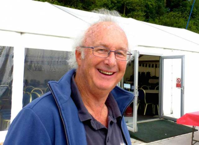 "GP 14 Sailor Curly Morris at 75 Proves Sailing is ""A Sport for Youth of All Ages"""