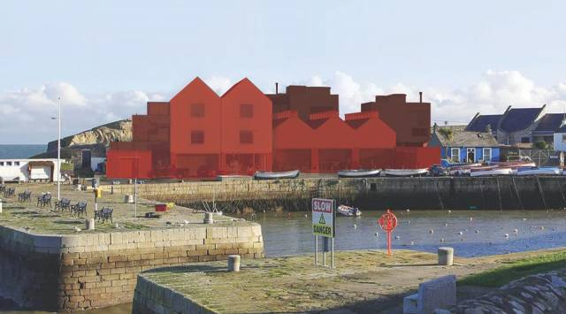 New Plans for Bulloch Harbour, Dalkey Redevelopment 'Worse' than Original