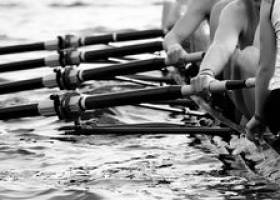 NUIG Senior Crew Best Eight at Cork Regatta