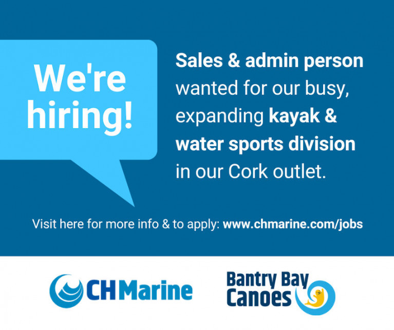 CH Marine Seeks Sales & Admin Staffer For Expanding Paddle & Water Sports Division