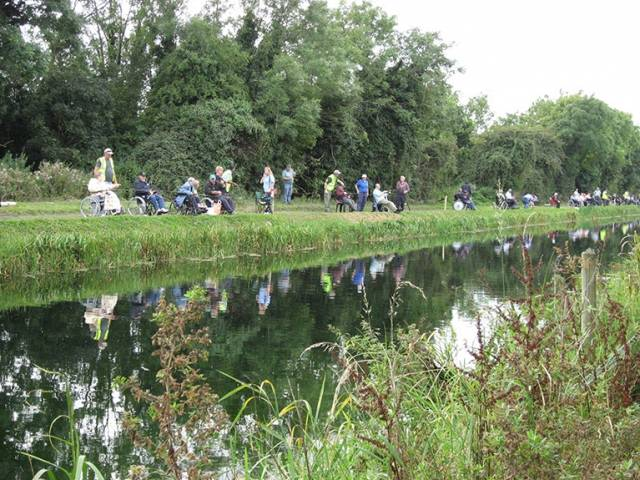Taking place annually for the past 11 years the Programme has supported competitions and activities on the waterways
