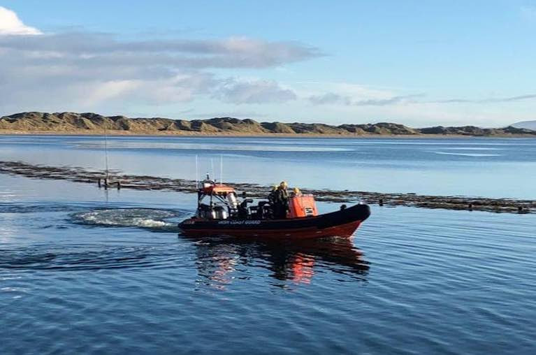 Killala Coast Guard Unit file photo