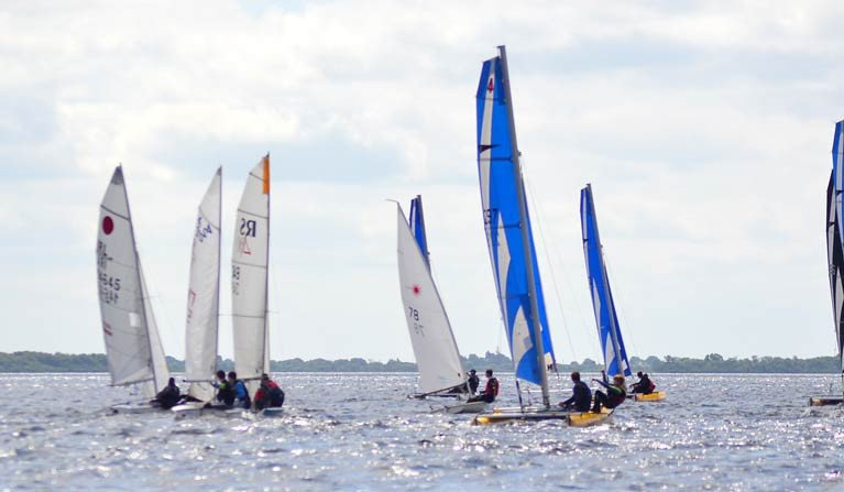 Cong-Galway Race Date Set for Ireland's Oldest Inland Yacht Race
