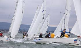 Irish Sailing's J80 fleet has been purchased by the Royal St. George Yacht Club in Dun Laoghaire