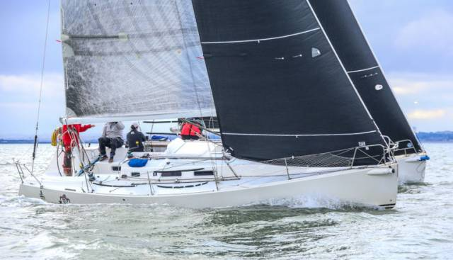 New 'JX' J109 Jib Tested By UK Sailmakers Ireland on Dublin Bay, Bringing New Technology to Irish Sailing