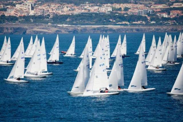 Dun Laoghaire Dragon sailors Martin Byrne, Brian Matthews and Mark Pettit will contest the European Cup in Portugal