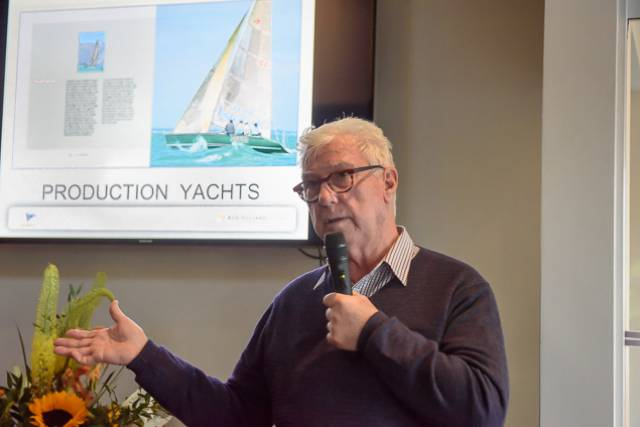 Yacht Designer Ron Holland on Beating the English