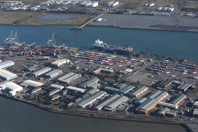 Port of Belfast Trade Remains Strong