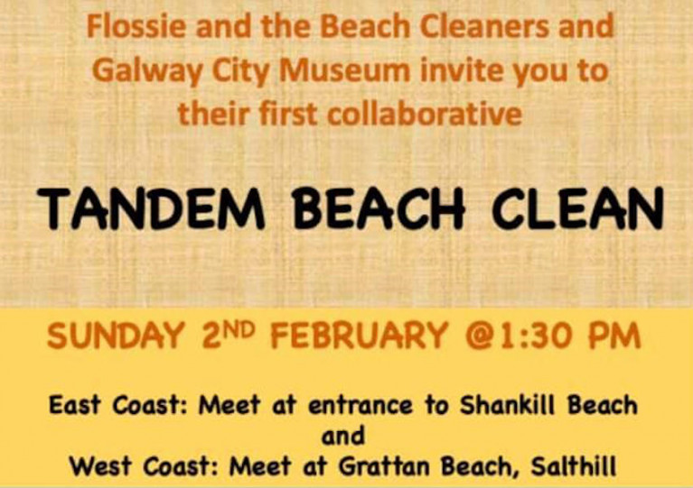 East & West Coasts To Link Up In Tandem Beach Clean Challenge This Weekend