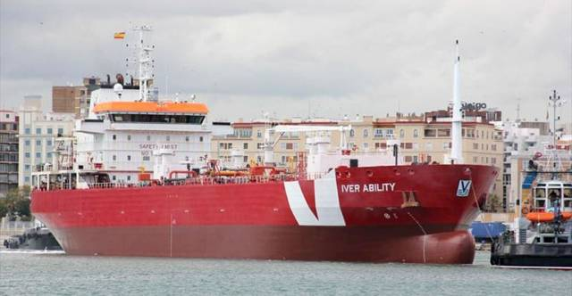 Christmas on Dublin Bay for 'Iver Ability' Tanker, Investigation into 'Cargo Reaction'