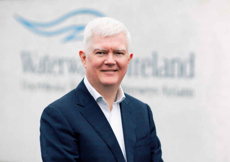 John McDonagh previously acted as the interim CEO of Waterways Ireland since April 2019