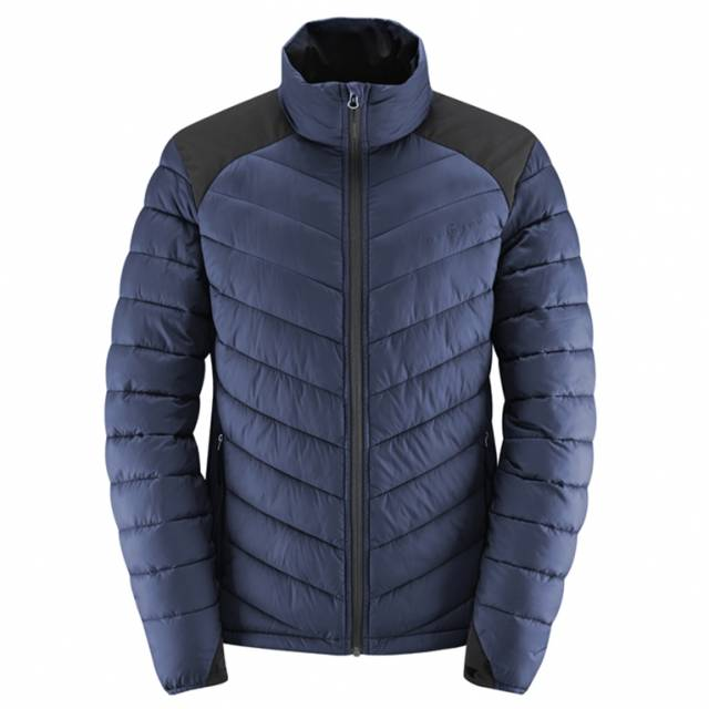 The Aqua Down jacket is available in both a women's and men's hooded and non-hooded version and also as a vest