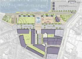 Bangor Marine heads a major £50m regeneration project of Queen's Parade in the town