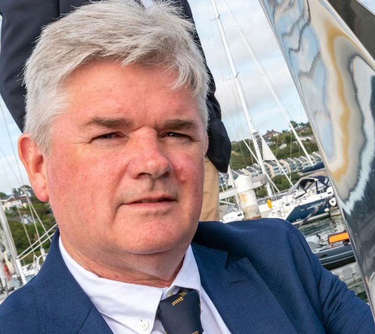 Anthony O'Neill: From Dragon Sailor to Kinsale Yacht Club Sovereign's Cup Director