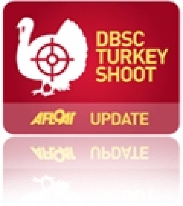 DBSC Turkey Shoot - 35 Knots With the Kite Up!