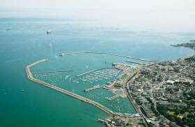 Dun Laoghaire Harbour in south Dublin is set for long-awaited transfer to local authority control