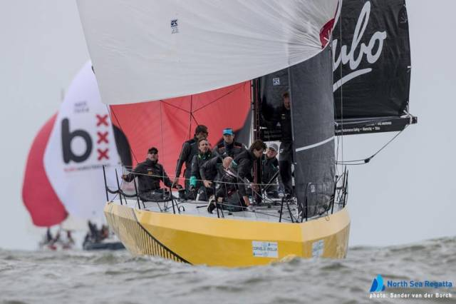 UK Sails Ireland Provide Sails for Two Boats at Inaugural IRC/ORC Combined Worlds at The Hague