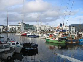 Searches Resume In Galway For Reported Missing People At Docks & Mutton Island