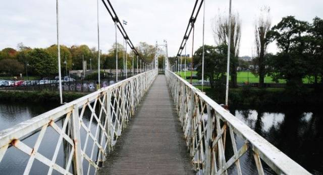 Shakey Bridge in Cork May be One 'Shake' from Collapse