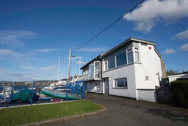 A friendly place, though with a drying anchorage, Holywood Yacht Club (founded 1862) is the oldest on Belfast Lough