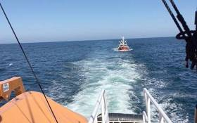 Ballyglass RNLI Assist Fishermen on Broken Down Trawler