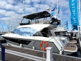 The new Monte Carlo 52 at the Beneteau Village SBS