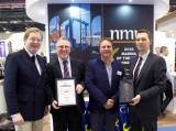 Winners of the Marina Awards included Royal Cork Yacht Club Marina that won the International Marina Award at the London Boat Show yesterday. From left: RCYC Admiral John Roche, RCYC Marina Manager Mark Ring, Simon Haigh, Chairman of The Yacht Harbour Association and RCYC's Gavin Deane