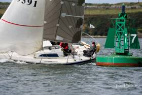 Racing at Royal Cork Yacht Club's Autumn Series. Scroll down for photo gallery