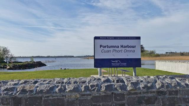 Portumna Harbour Parking Bye-Laws Set For Redraft