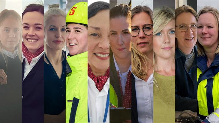 Women in Maritime: The ferry operator Stena aims to o become the most diverse shipping company in the world doubling female management by 2022.