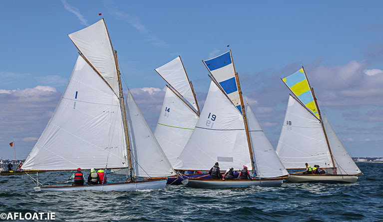 The Howth 17 racing schedule is one of the classes affected by the Howth Yacht Club decsion to postpone racing until June