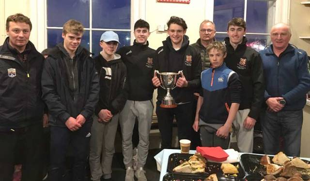 Nine Teams from Six Dublin Schools Compete in the Inaugural Shanahan Team Racing Cup
