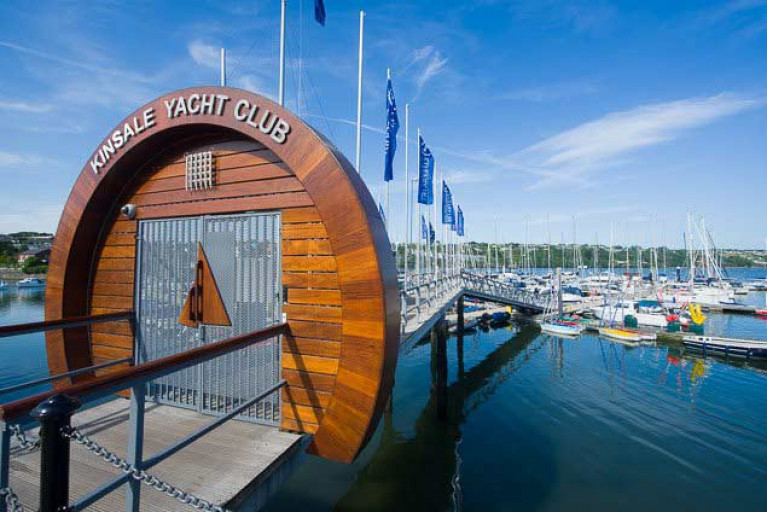 Kinsale Yacht Club Marina Opens to Cork Visitors